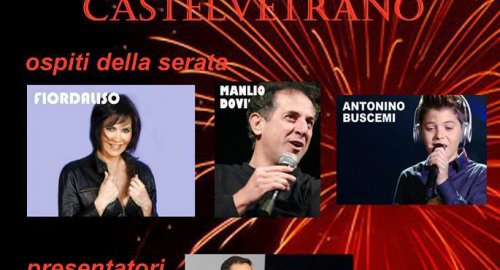 Notte bianca Castelvetrano 2014: date e ospiti